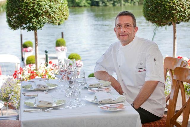 Chef Patron Alain Roux