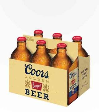 Coors Original - $5.99 SILVER MEDAL 2005 LA COUNTY FAIR. From the cool waters of the Rocky Mountains, made with natural ingredients. 5% ABV