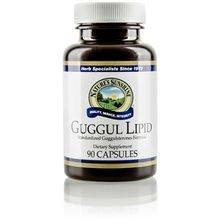 Nature's Sunshine Guggul Lipid Concentrate