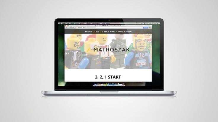 mój blog www.matroszak.pl #blog #web #apple #site #matroszak