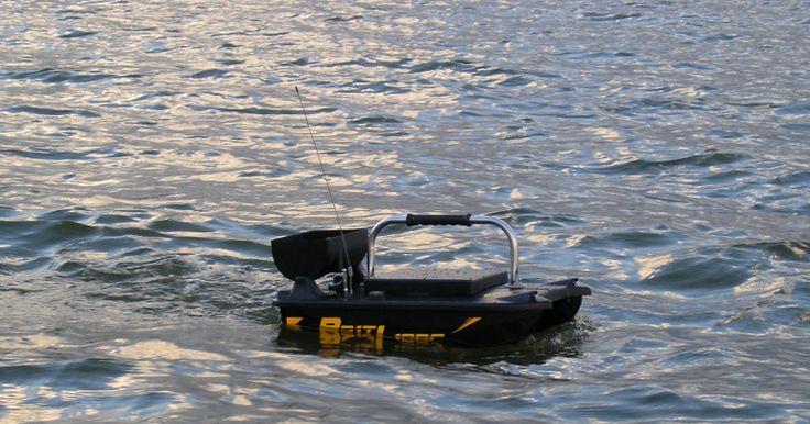 Zavážacie lodičky BL Carp Digital opäť dostupné na sklade - aj v setoch! - Novinky prave menu - Velkosklad rybárske potreby SPORTS-sonary motory člny Zebco Browning Salmo Sportex Lowrance Black Cat