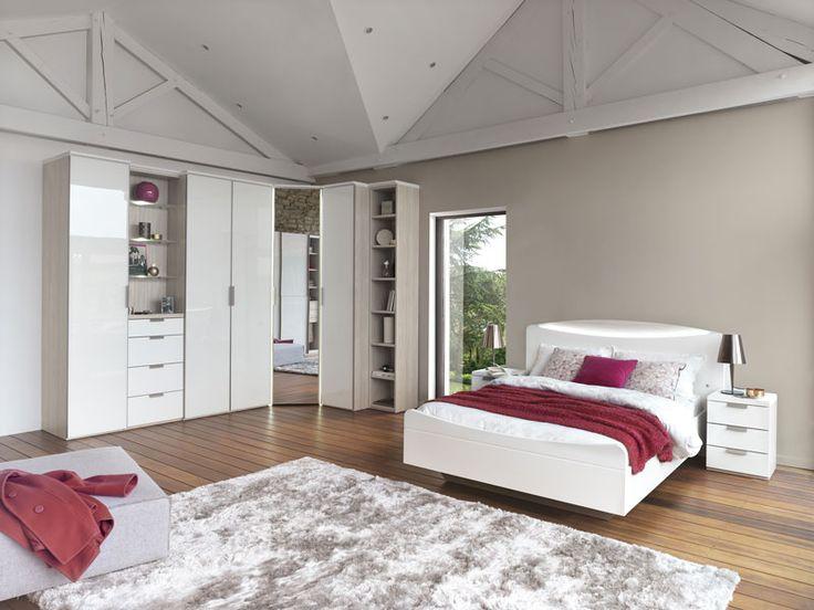 34 best lbt chambres adultes images on pinterest lounges salons and bedrooms. Black Bedroom Furniture Sets. Home Design Ideas