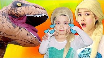 Spiderman Frozen Elsa Baby Cinderella Love Story vs Maleficent Harley Quinn Superhero in real life - YouTube