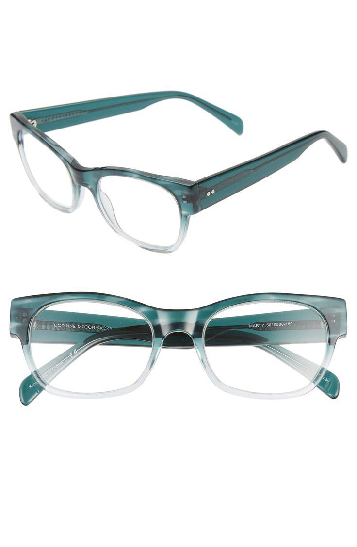Women's Corinne Mccormack Marty 51Mm Reading Glasses – Grey