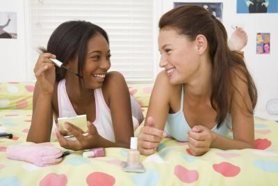 spa sleepover ideas  games for 9yearold girls  tween
