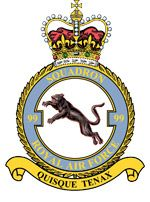 No. 99 Squadron Badge