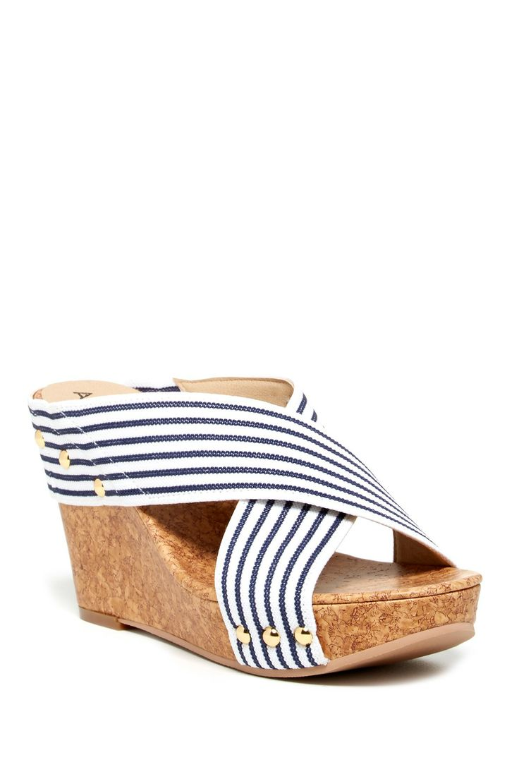 Abound Lottie Wedge Sandal : LOVE it