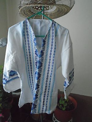 Traditional Mexican Shirts For Men