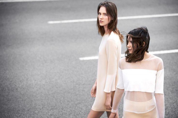 Zara Spring 2014 Photos