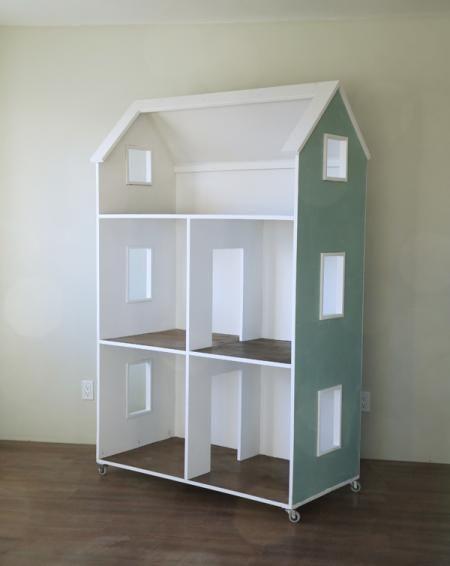 Three Story American Girl or 18 Dollhouse - Ana White