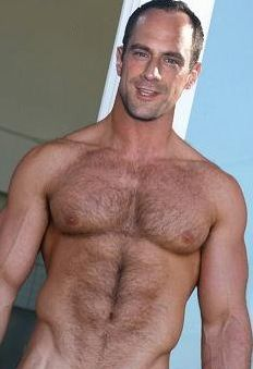Are not hairy chris meloni naked consider, that
