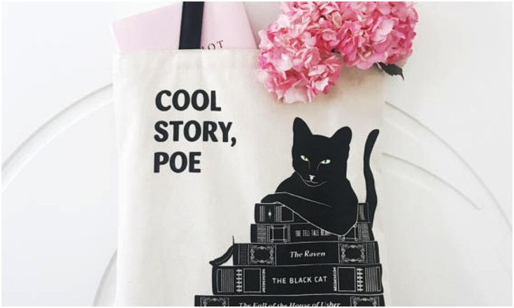 Celebrate Edgar Allan Poe's birthday with these ten pieces of Poe swag. Warning: Puns ahead.