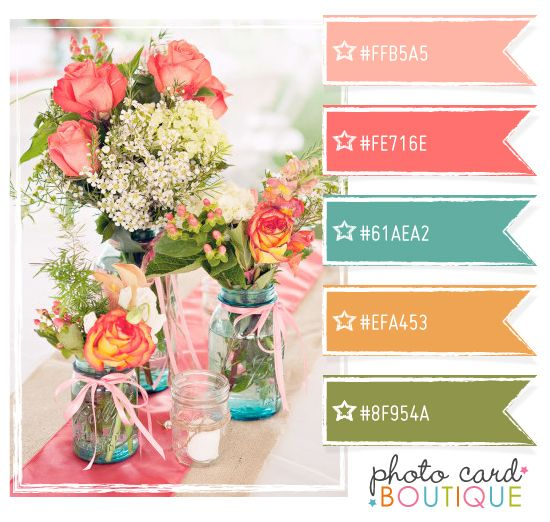 Pretty Spring Colors All Things Color Pinterest