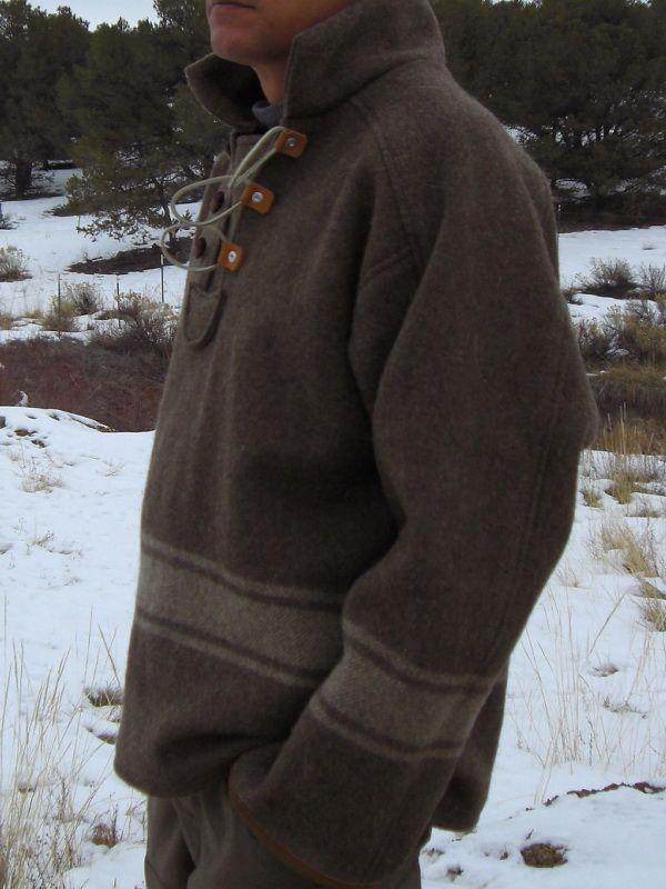 wool anorak ver. 2 - - Powered by FusionBB