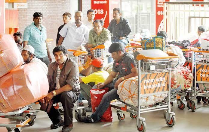 2615 Bangladeshis Deported In 3 Weeks Week 3 Weeks Dhaka