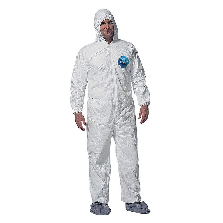 Hooded Tyvek(R), White, Boots, L, PK25 TY122SWHLG002500 >>> Check out the image by visiting the link. #hairnourishing