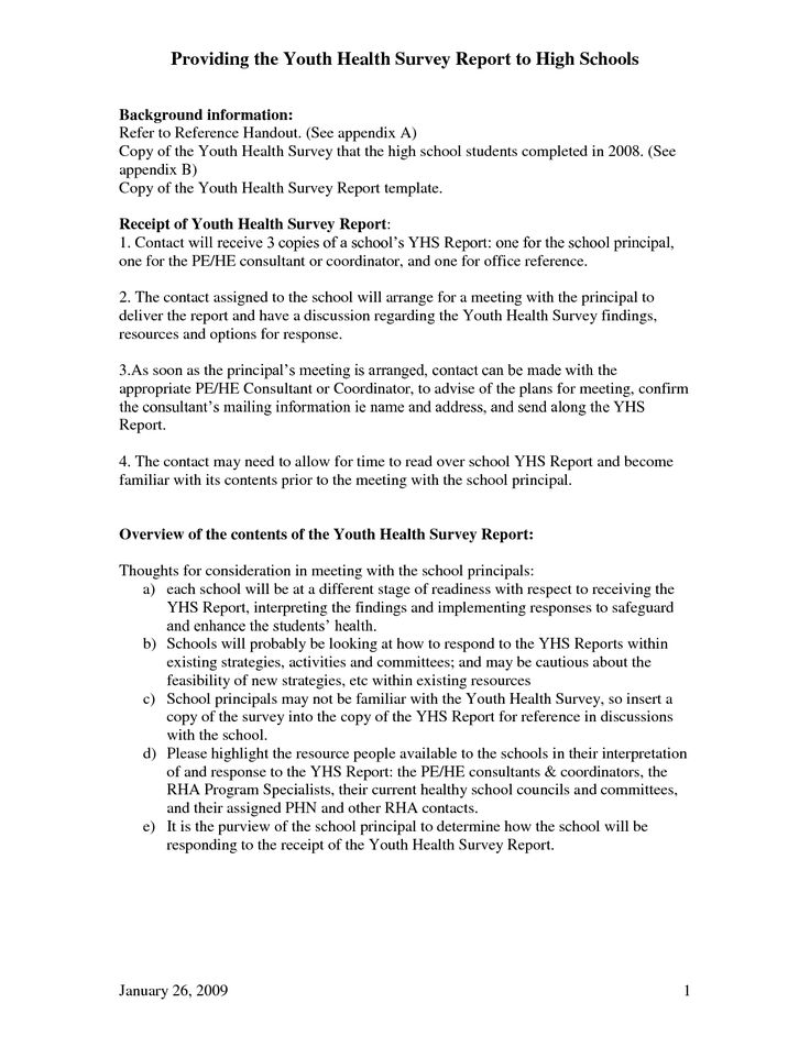 Feasibility Report Example Examples Business Sample Pdf