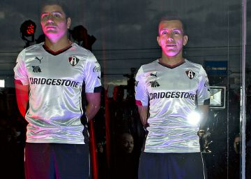 Club Atlas 2015 PUMA Third Jersey