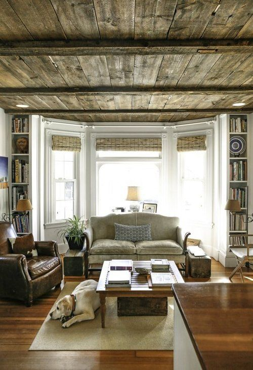 beautiful coastal home in Newport (via Apartment Therapy) - my ideal home...