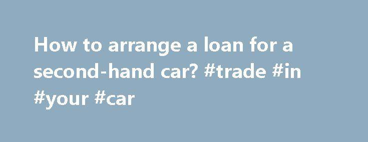 Best second hand car finance deals