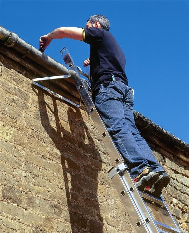 #LaddersHire Eros Hire offers the largest range of tough and robust ladders for hire that are ideal for light, short-term work. No matter what you are looking for – a double or triple extension ladder, you will find everything at Eros Hire. Access equipment available with us are perfect for professionals as well as DIY enthusiasts.
