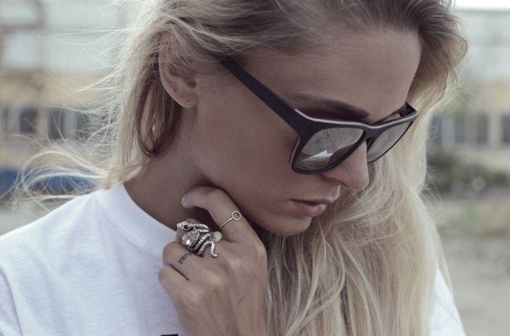Tinamarias / Monkeyglasses 7 style cannes mirror lenses