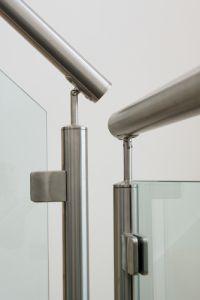 Stainless Steel Railing Handrail Baluster Fittings