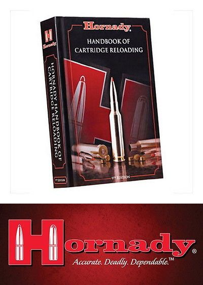 Manuals and Instruction Material 111293: Hornady Handbook 9Th Edition Ammunition Reloading Supply Gear 99239 BUY IT NOW ONLY: $45.97