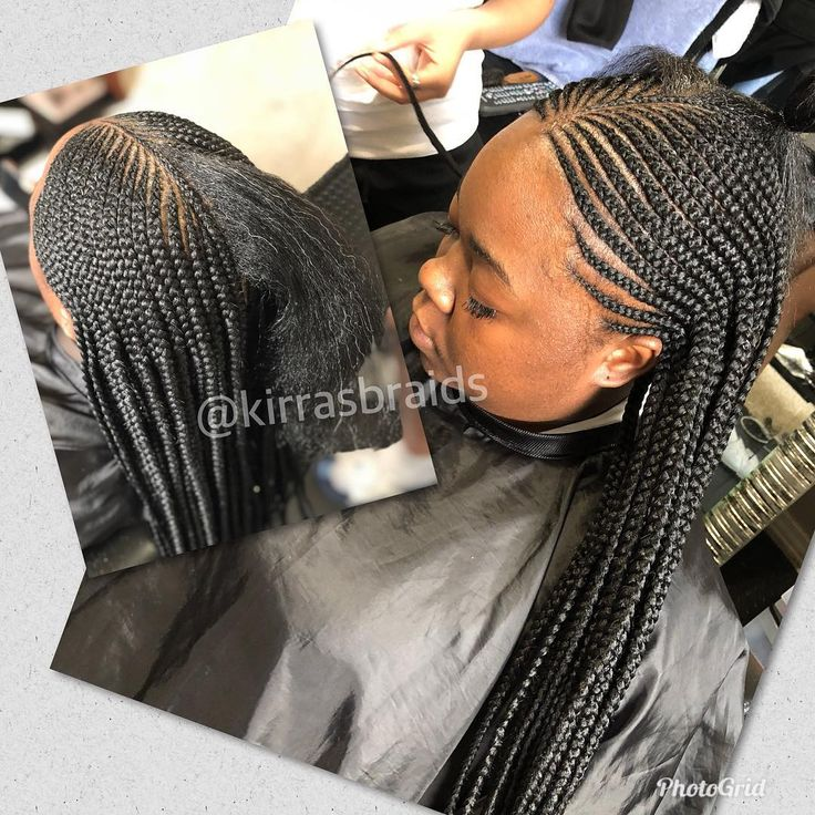 Almost Done 2 Layered Tribal Braids Hair Styles