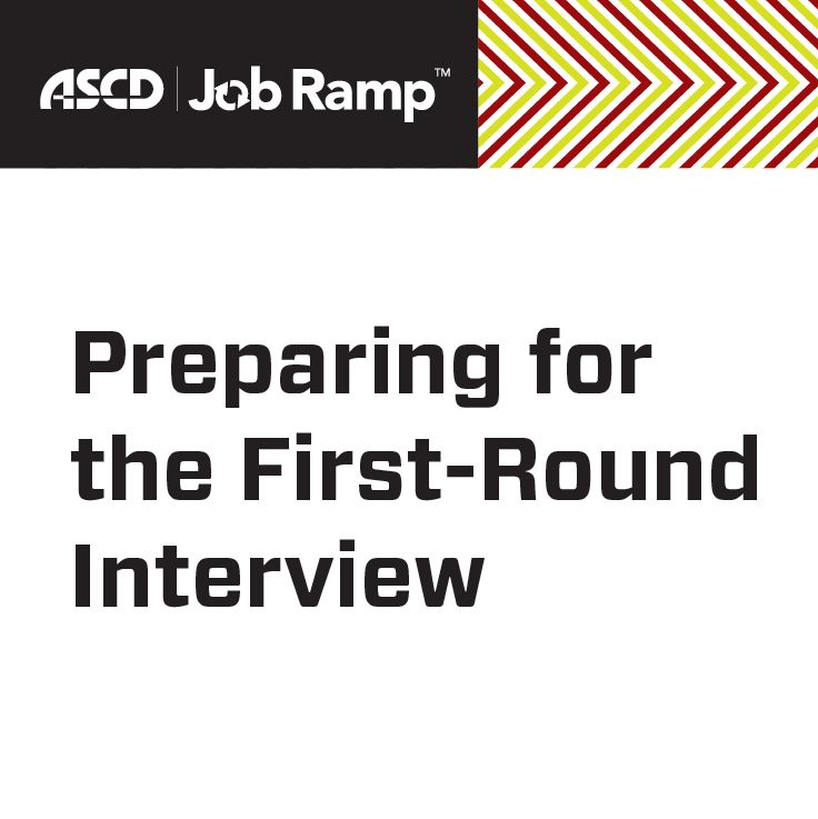 Acing the first-round interview requires preparation, confidence, and a clear sense of purpose. Here are some tips.