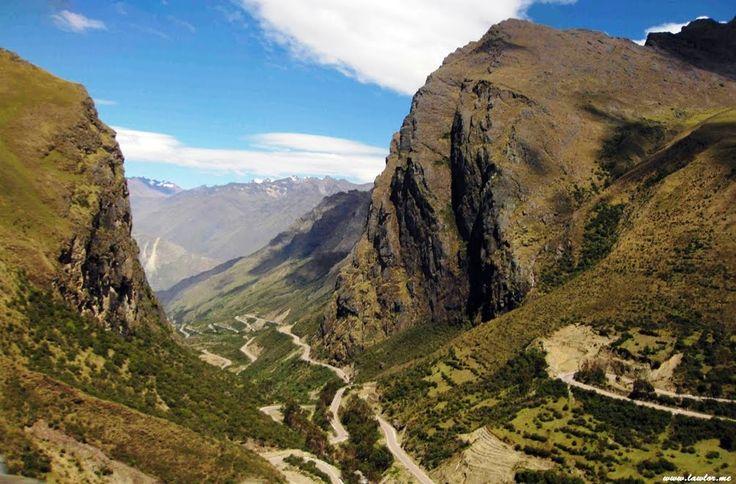 Peru - Abra Malaga Pass