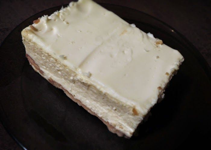 Malowane smakiem - niskokaloryczne przepisy: Kremowy sernik cytrynowy (205 kcal / 100 g)