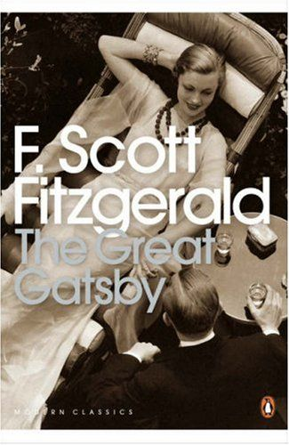 Being Brazen Books: Reviewed: The Great Gatsby