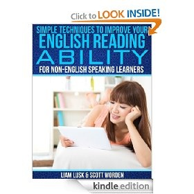 Simple techniques to improve your English reading ability is for non-English speaking learners.    When learning English it is important to give attention to the four skills listening, reading, speaking and writing. In this book, you will be given tips to improve your reading ability. These tips have successfully helped other students of English language learning.