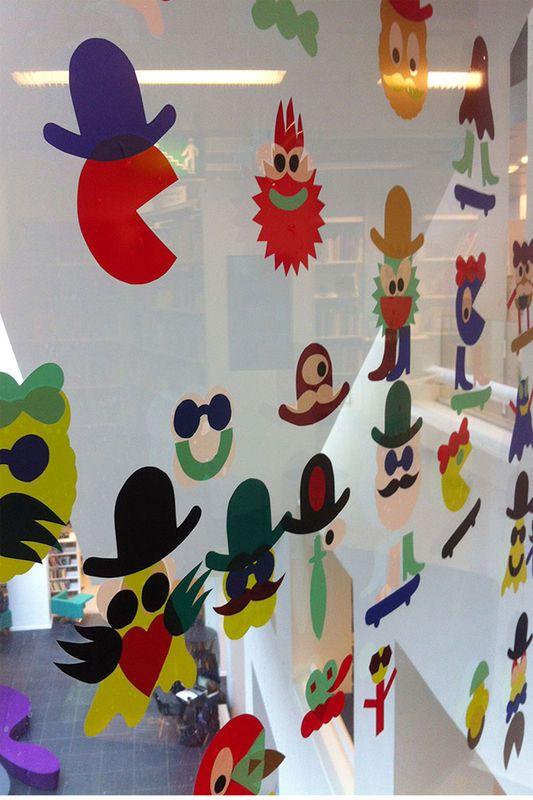 Actualité / Une identité à faire composer par les enfants / étapes: design & culture visuelle