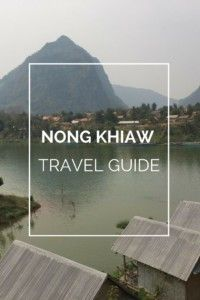 Nong Khiaw Travel Guide.  Nong Khiaw, northern Laos, is a great, laid-back option for anyone visiting Luang Prabang or who wants to avoid the craziness of Vang Vieng. #laos #nongkhiaw #southeastasia #SEA #SEAsia