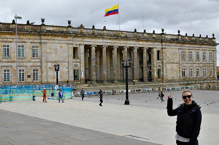 Viajar a Colombia