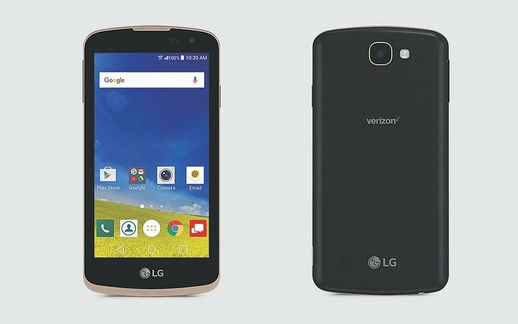 LG K4 Officially Introduced in the US at Verizon Wireless ~ PC Update