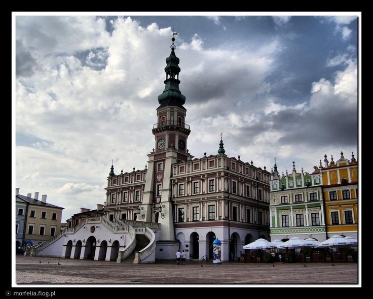 Zamość, Poland.