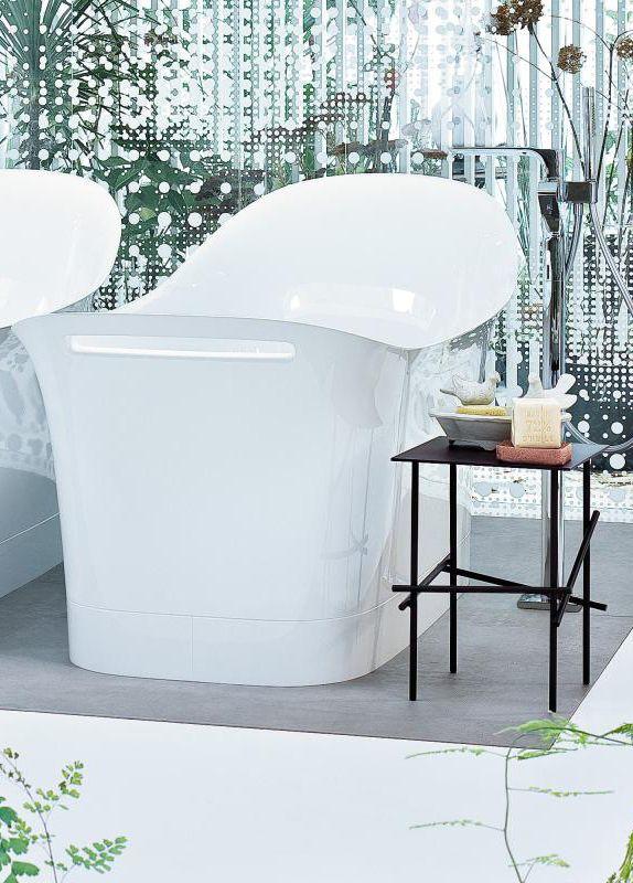 56 besten Bathtubs   Badewannen Bilder auf Pinterest Badewannen - freistehende badewanne fur wellness gefuhl im eigenen badezimmer