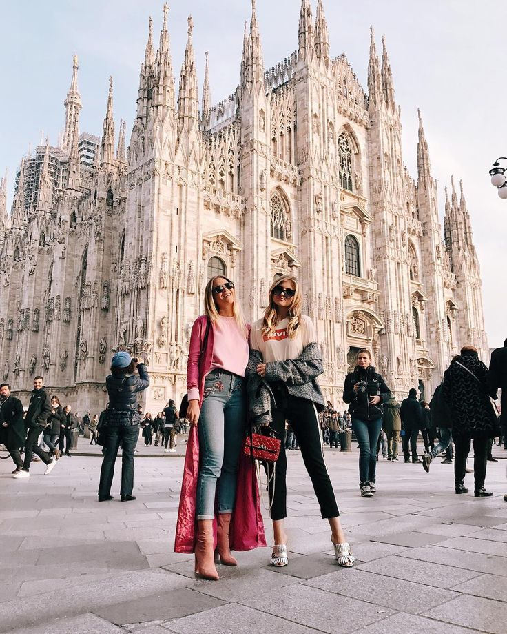 """24.9k Likes, 294 Comments - XENIA VAN DER WOODSEN (@xeniaoverdose) on Instagram: """"After @fay_brand with my gals  check my instastories! #Milan #MFW #MilanFashionWeek17 wearing #Fay…"""""""