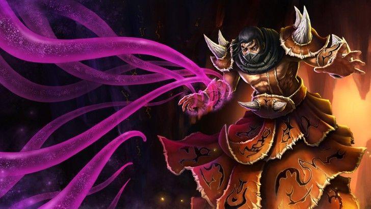 Kassadin League of Legends Pre Void 104