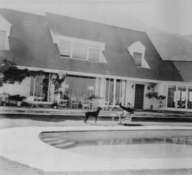 Vintage Hollywood Homes 162 best old hollywood homes & more images on pinterest