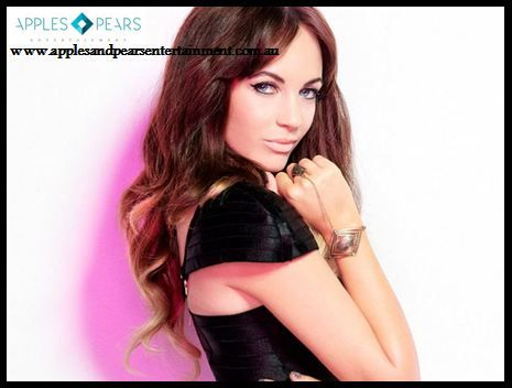 Book Samantha Jade: Book Samantha Jade, the famous x-factor contestant and the most popular vocalist in Australia.