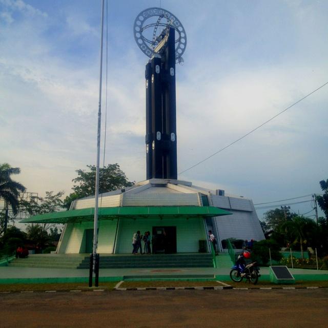 Equator Monument, Pontianak.