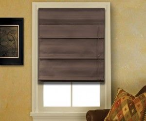 22 Interesting Fabric Roman Window Shades Ideas