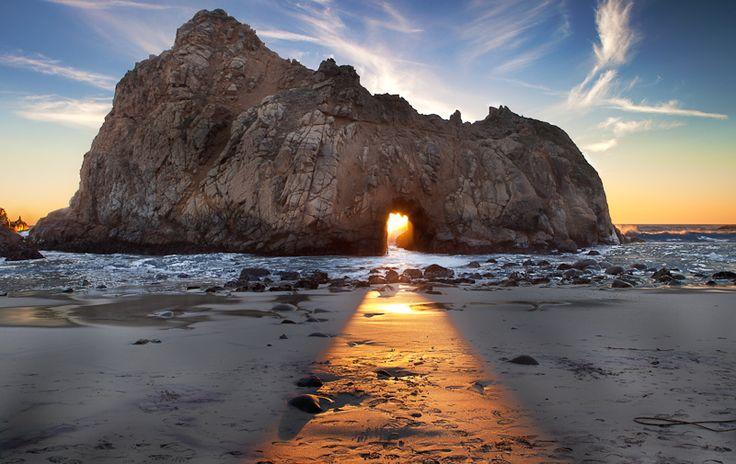 Pfeiffer Beach Big Sur Caliornia