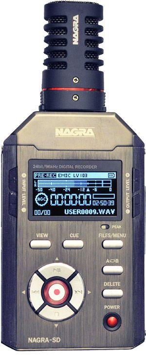 Nagra SD - digital audio recorder  Philips 4GB Voice Tracer 1200 Digital Recorder  Digital Recording and PA System hire: http://openyourworld.co.za/