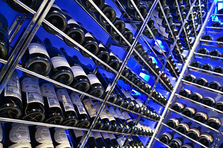 Wine cellar. Luna2 studiotel, Bali. #Lunafood #wine #winecellar #winelist