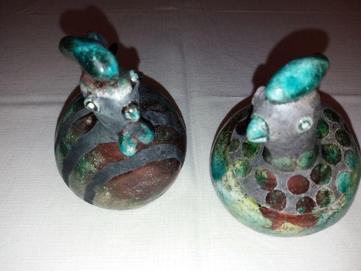 Name: The dansers Material: Art ceramic From : Avignon - France Height : 14 cm